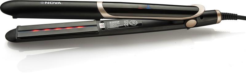Nova Infrared NHS 889 Hair Straightener(Black)