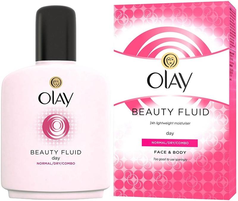 Olay Beauty Fluid for Face & Body- Normal/Dry/Combo(100 ml)