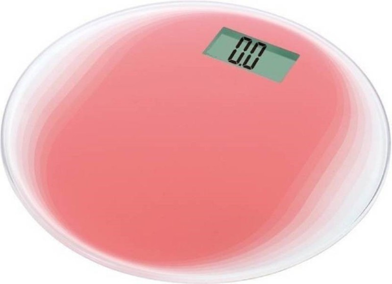 Granny Smith Camry Super Slim Personal Body Weight Machine Attractive Colorful Round Glass Weighing Scale(Multicolor)