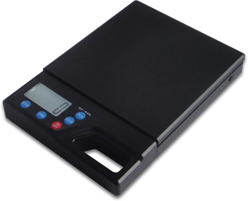 INDOSON indoson_8540_multicolor_scale Weighing Scale(Black, Multicolor)