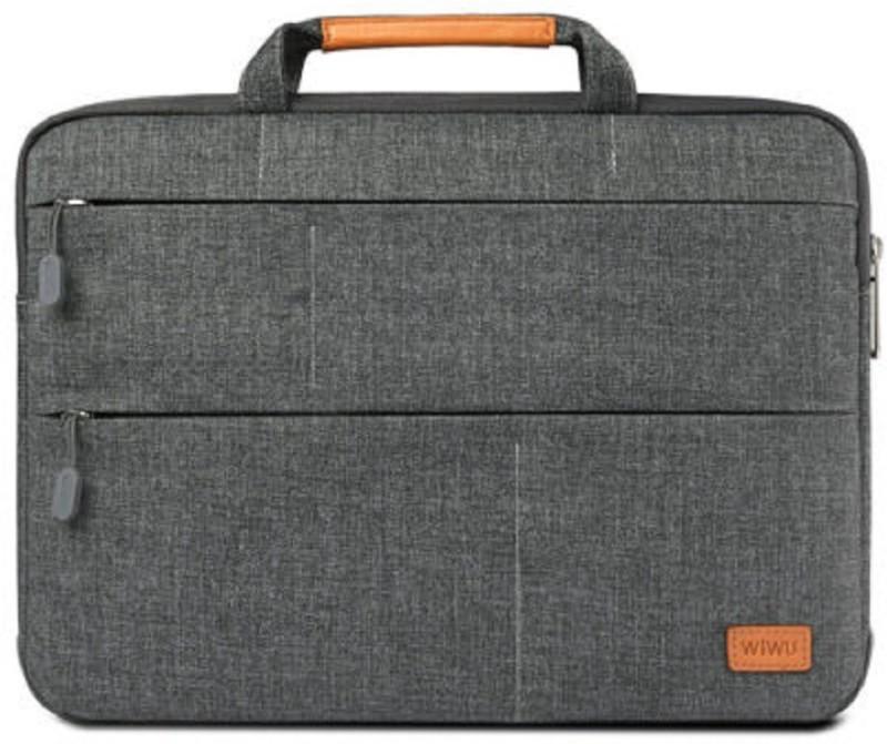 Wiwu 15.6 inch Laptop Case(Grey)