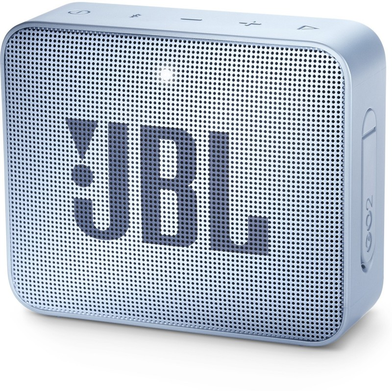 JBL GO2 Portable Bluetooth Speaker(Cyan, Mono Channel)