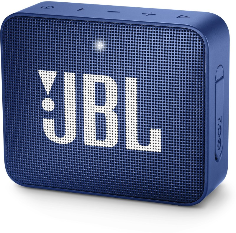 JBL GO2 Portable Bluetooth Speaker(Blue, Mono Channel)