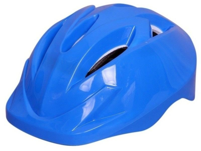 SPORTSHOLIC Super Blue Light Weight Skating Cycling Helmet For Kids Boys Girls 8 To 12 Years Skating Helmet(Blue)