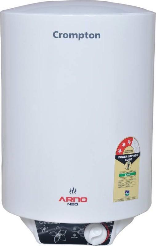 Crompton 15 L Storage Water Geyser (Arno Neo 2115 (White), White)