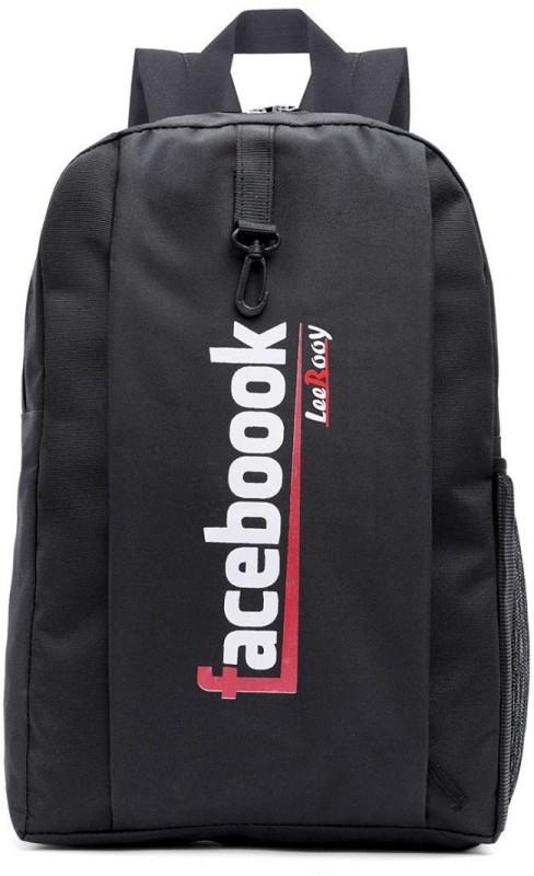 LeeRooy VIVBG0703 Backpack(Black, 20 L)