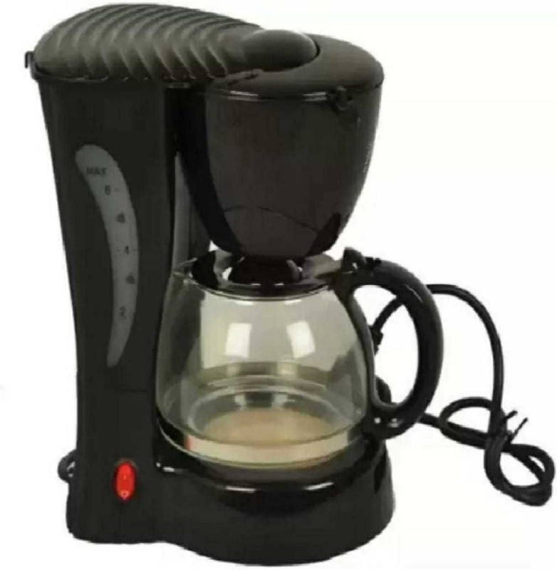 Inext 02 2 Coffee Maker(Black)