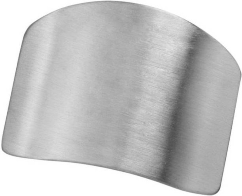 divinezon Stainless Steel Finger Guard(6.5 cm Pack of 1)