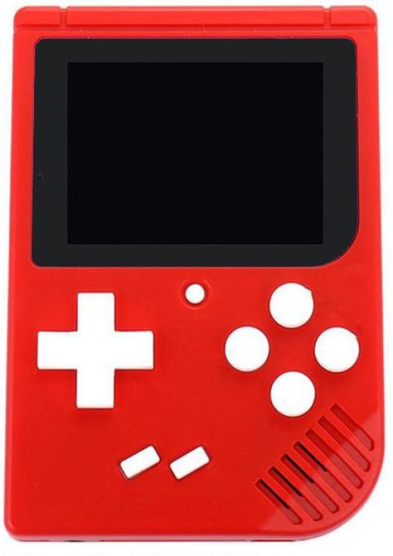BLENDIA GAMING WITH 3.0 COLOR DISPLAY SCREEN 400 IN 1 NOSTALGIC GAMES PORTABLE HANDHELD GAME PLAYER Handheld Gaming Console(RED)