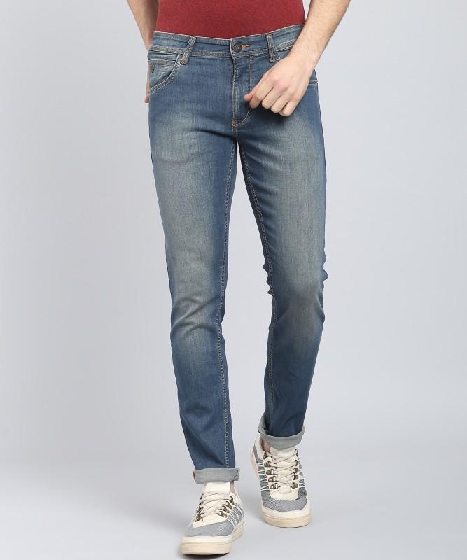 John Players Skinny Men's Blue Jeans