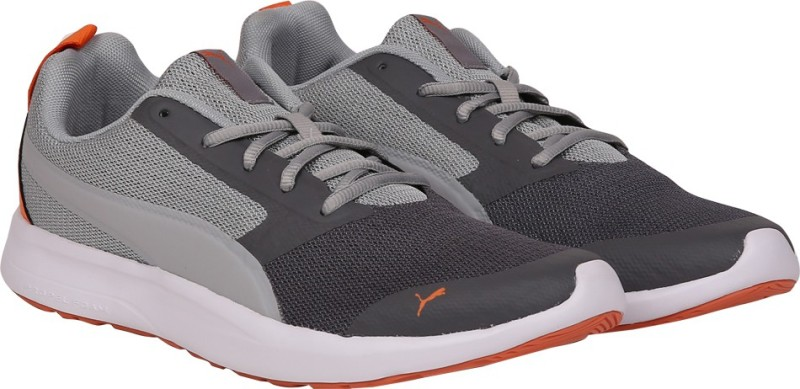 6d437a276c4cbd Puma Breakout IDP Running Shoes For Men(Grey