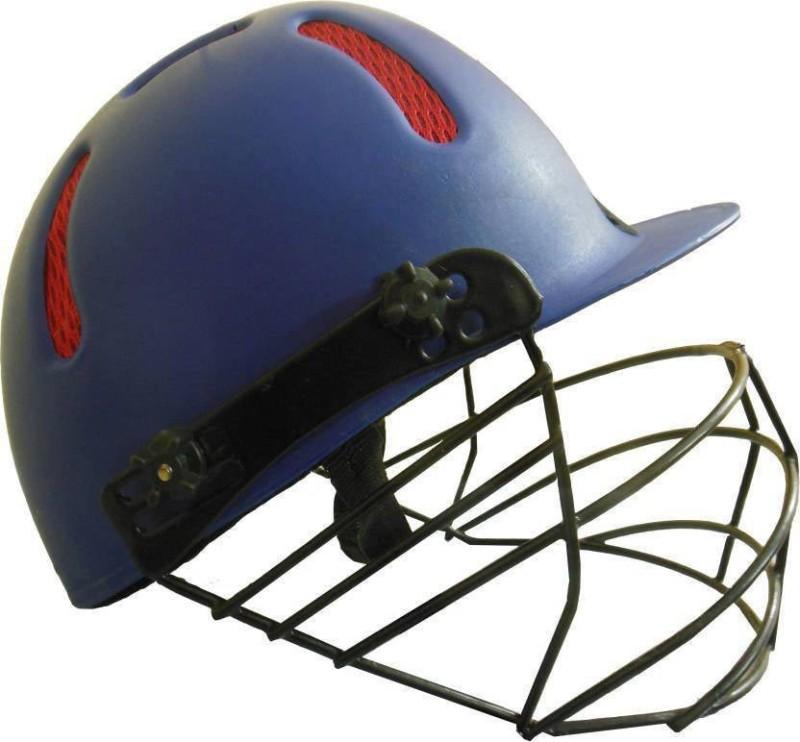 MPRT Cricket Helmet Club-L Cricket Helmet Cricket Helmet(Blue)