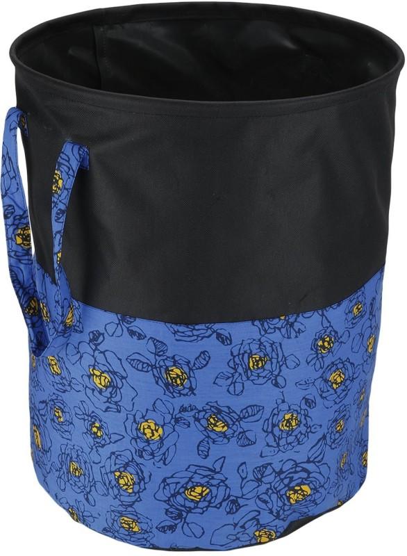 CELONA RBL3 Laundry Trolley(Blue, Black)