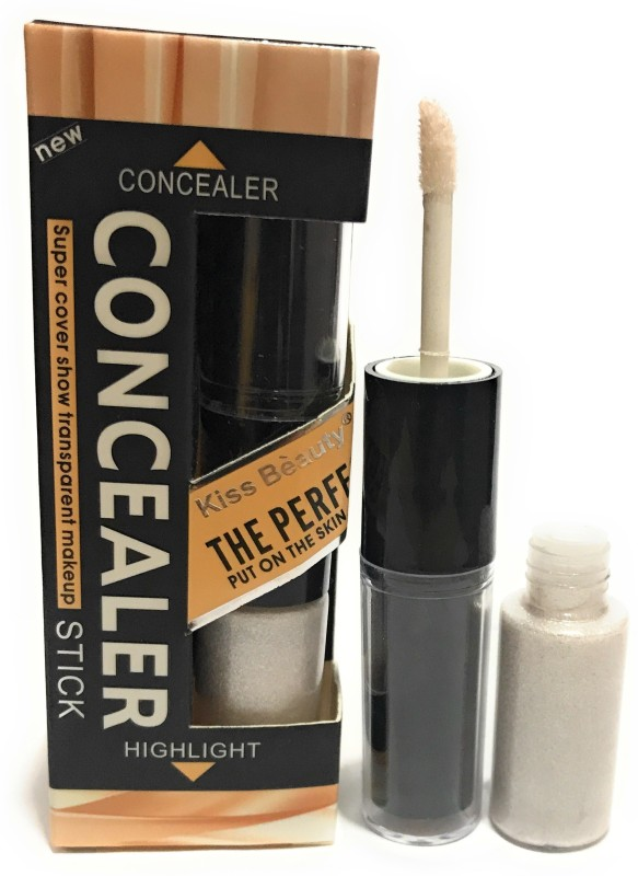 Kiss Beauty Highlight Concealer Stick Concealer(Multicolour, 4 g)