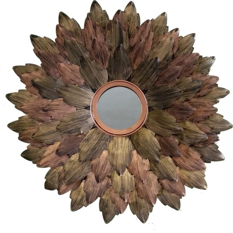 s k modern art f022 Decorative Mirror(Decorative Finish : Powder Coatted)