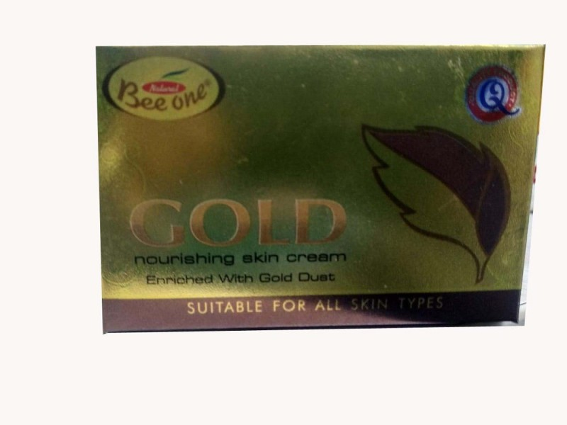 BEEONE GOLD NORISHING SKIN CREAM 100 ML PACK OF 1(100 ml)