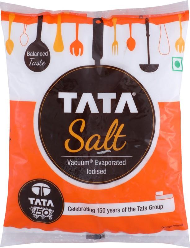 Tata Iodized Salt(1 kg)