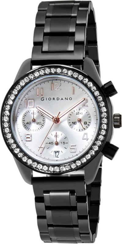 Giordano C2141-22 Hybrid Smartwatch Watch - For Women