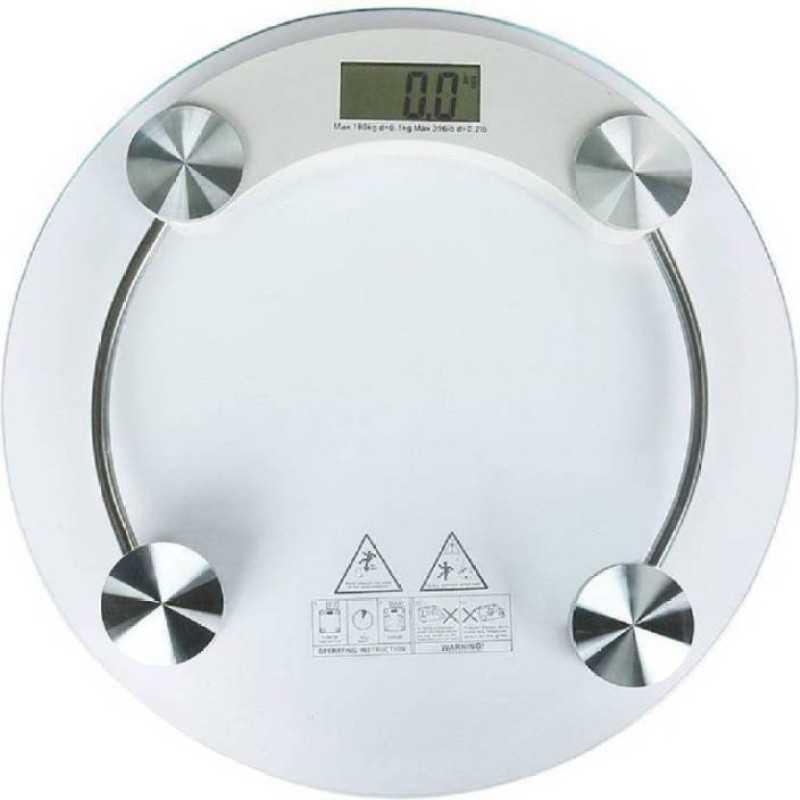 Zolico 2003A Weighing Scale(White)