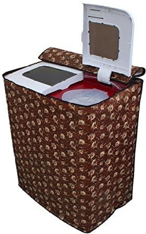 Stylista Top Loading Washing Machine  Cover(Multicolor)