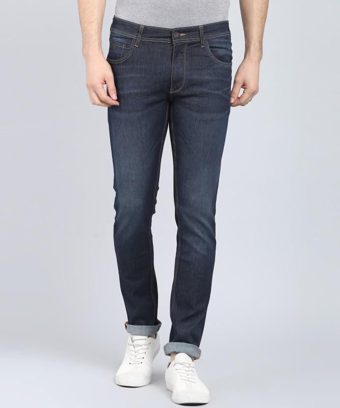 John Players Slim Men Blue Jeans