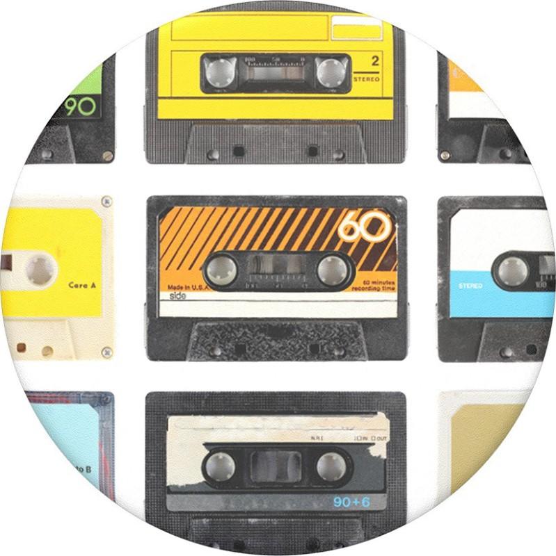Popsockets Original & Reusable Grip- Tapes On Tapes Mobile Holder