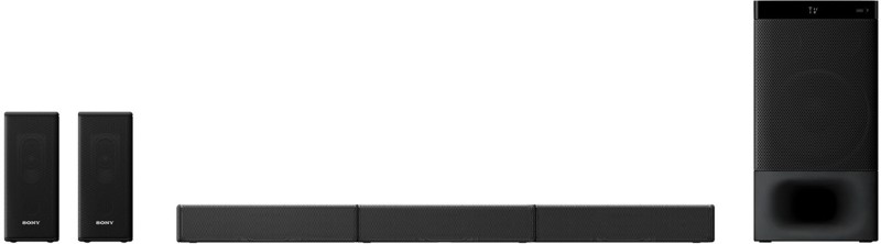 Sony HT-S500RF 1000 W Bluetooth Soundbar(Black, 5.1 Channel)
