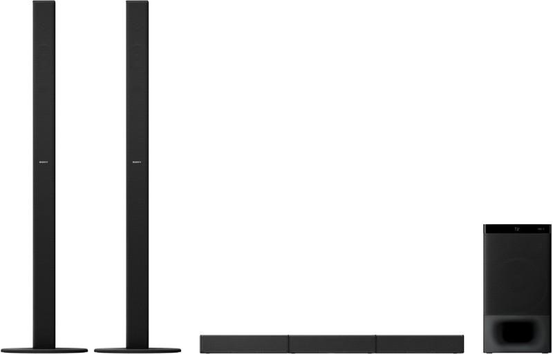 Sony HT-S700RF 1000 W Bluetooth Soundbar(Black, 5.1 Channel)