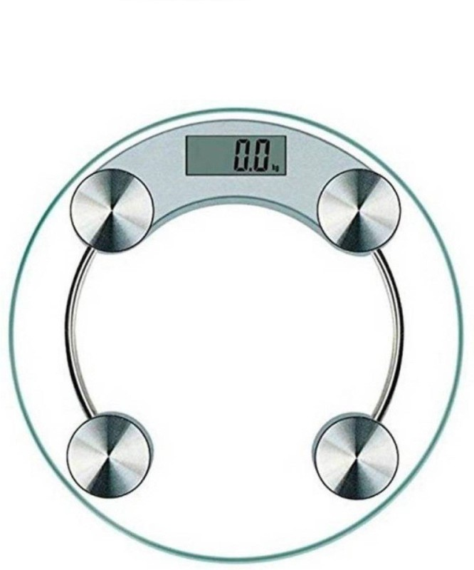 FlyCatcher Digital weighing scale for body weight and gyming use Weighing Scale(White)