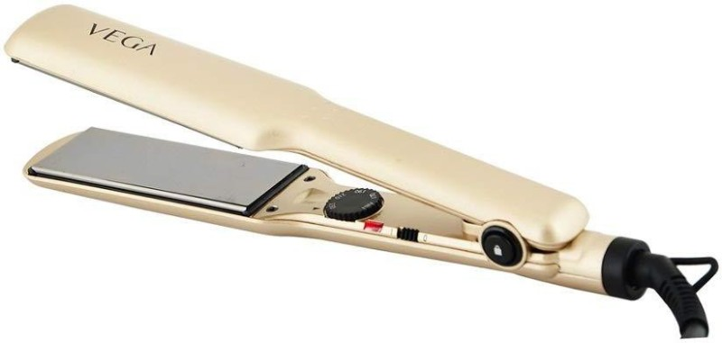 VEGA Pro-I-Shine Flat Hair Straightener (Golden) VHSH-23 Hair Straightener(Golden)