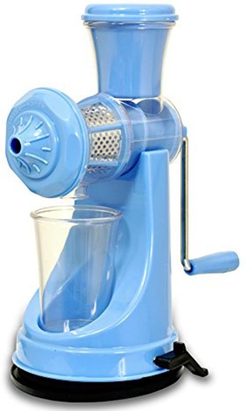 Arni Bule Fruit and Vegetable Plastic Hand Juicer(Blue Pack of 1)