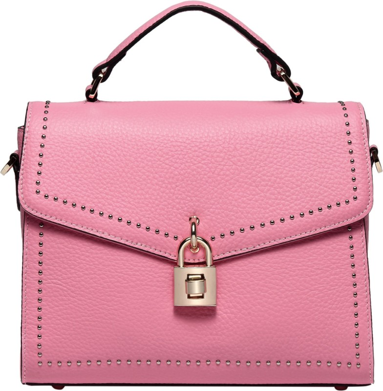 Merlot Women Pink Hand-held Bag