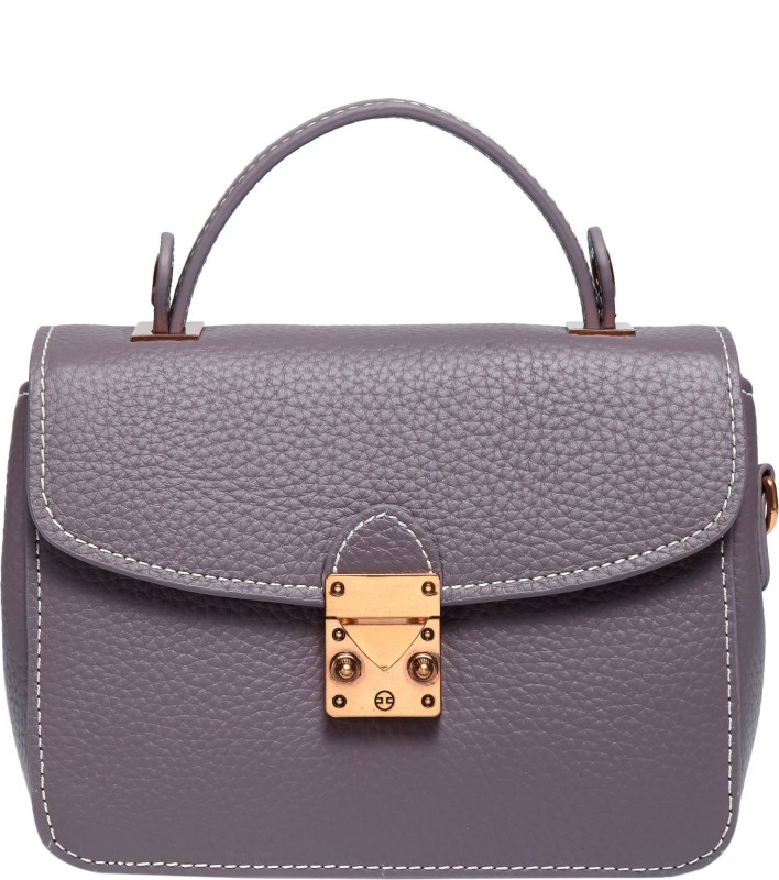 Merlot Women Purple Hand-held Bag