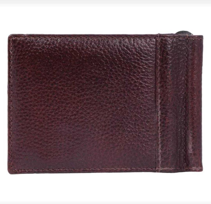 DREAMATION MC01 Leather Money Clip(BROWN)