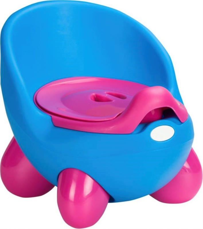 Kidoyzz Comfortable Potty Trainer Seat Box for Potty Training Seat for kids KDBYPS015 Potty Box(Multicolor)