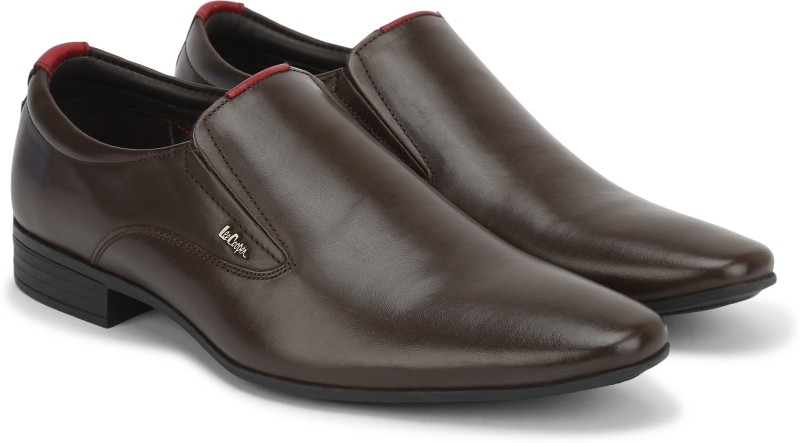 Lee Cooper Formal Shoes For Men(Brown)