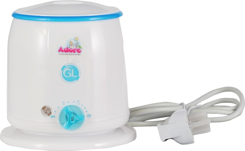 Adore 3 in 1 Baby Bottle Warmer - Food Warmer - Sterilizer - 1 Slots(Multicolor)