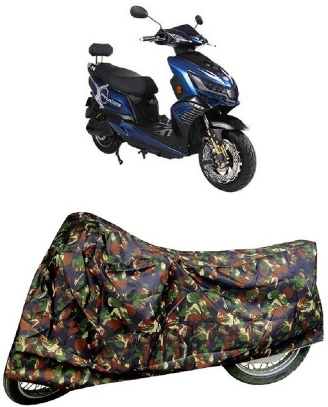BigWheels Two Wheeler Cover for Universal For Bike(Multicolor)