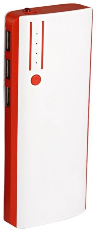 GUG 20000 mAh Power Bank (3U-Old, 3U-Old Style)(Red, Lithium-ion)