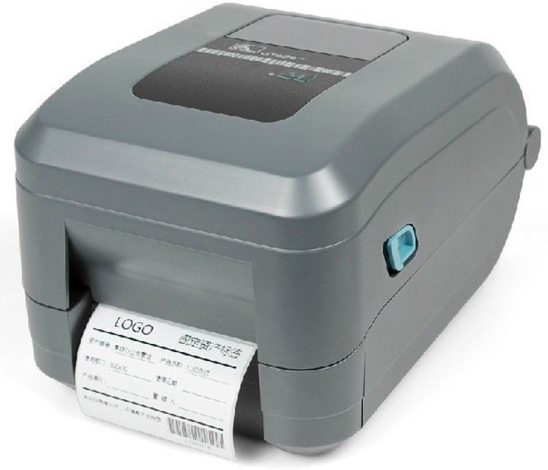 ZEBRA TECHNOLOGIES GT-800 Thermal Transfer Printer Single Function Printer(Grey)