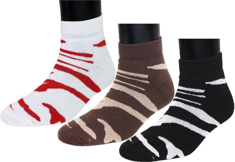 Top N Toe Men Ankle Length(Pack of 3)