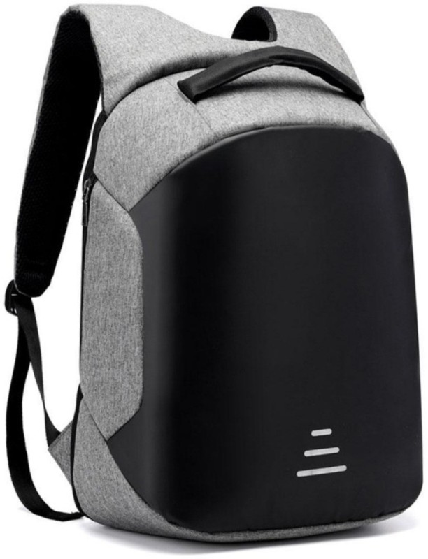 YNA Smart Anti Theft Backpack Waterproof Bagpack 30 L Backpack(Black)