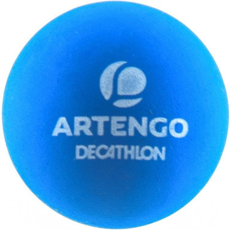 DECATHLON SB 190 SQUASH BALL TWIN-PACK - BLUE DOT FAST SPEED Squash Ball(Pack of 2, Blue)