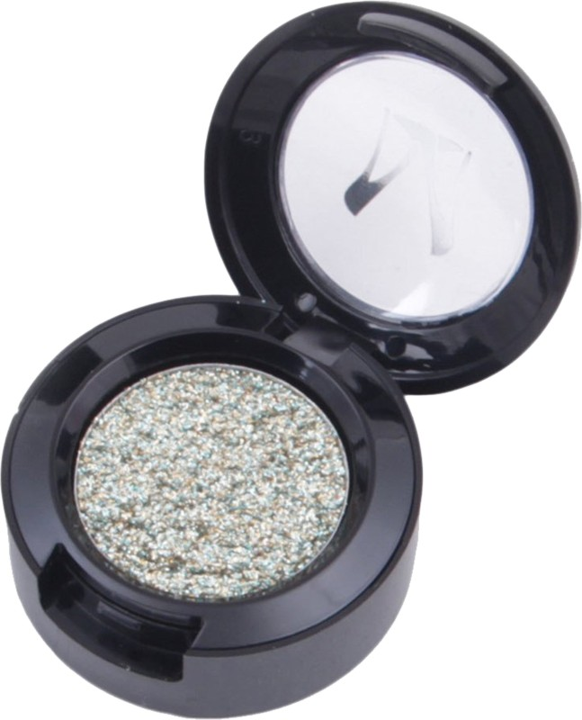 MISS ROSE Professional Glitter Eye Shadow Highly Pigment SHADE -3 1.8 g(SEA GREEN)