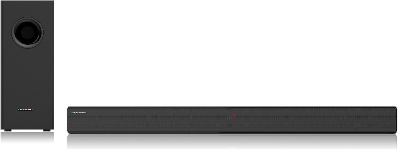 Blaupunkt SBW-50 120 W Bluetooth Soundbar(Black, 2.1 Channel)