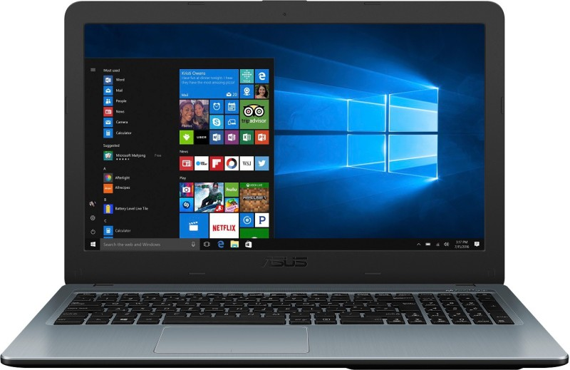 Asus Core i3 7th Gen - (4 GB/1 TB HDD/Windows 10 Home) X540UA-GQ682T Laptop(15.6 inch, Silver Gradient, 2 kg)