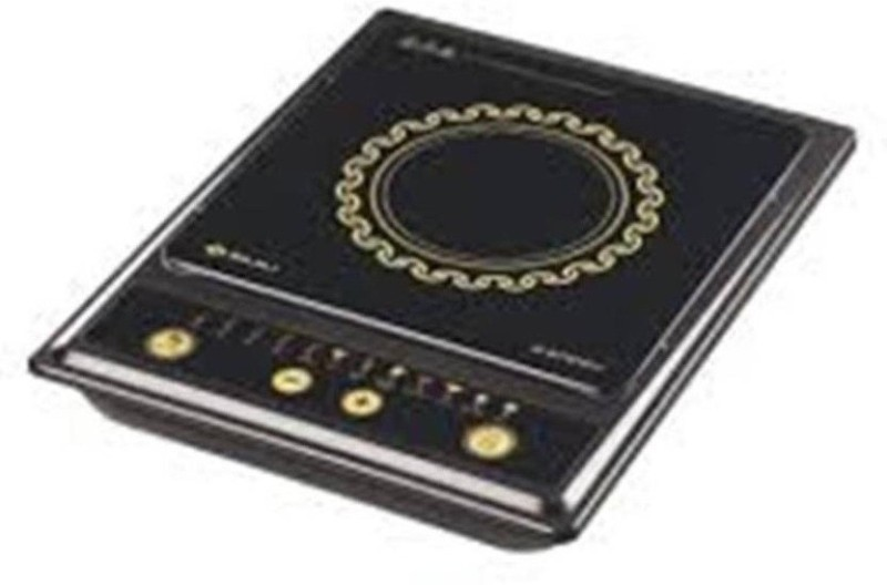 Bajaj 740075 Induction Cooktop(Black, Push Button)