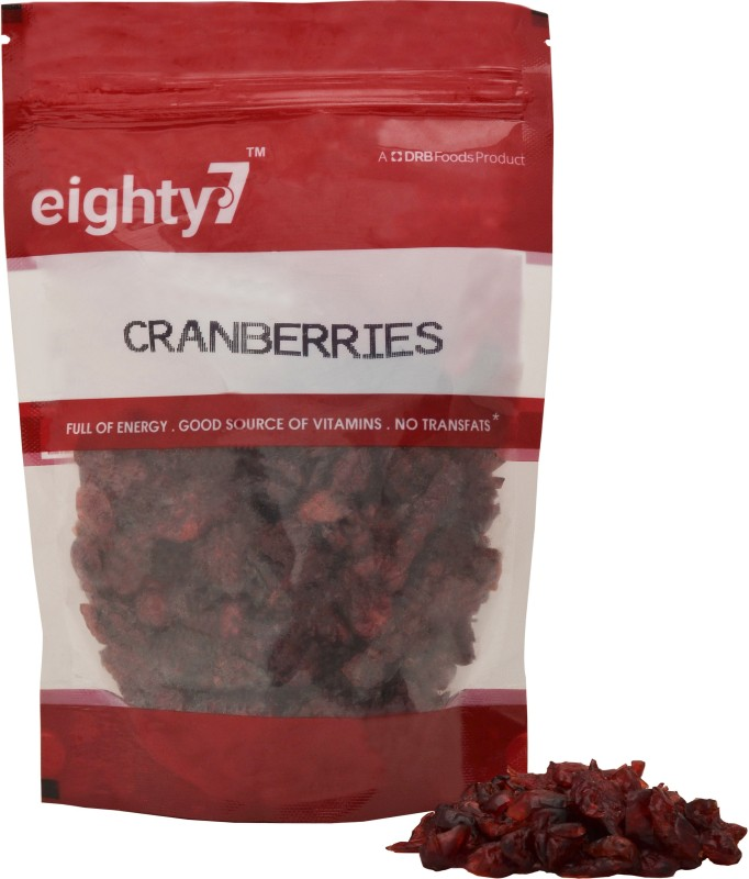 Eighty 7 cranberries 200gm Cranberries(200 g)