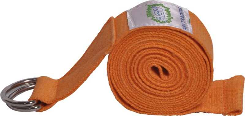 ABV ABVYOYOL Cotton Yoga Strap(Orange)