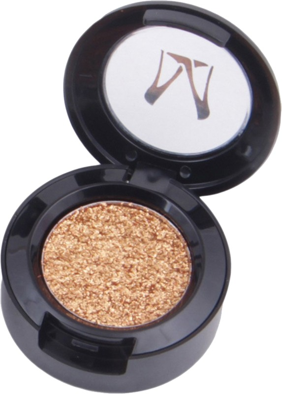 MISS ROSE Professional Glitter Eye Shadow Highly Pigment SHADE - 12 - 1.8 g(PURE GOLD)